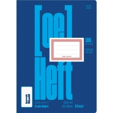 Ö-Heft A4 20 Blatt