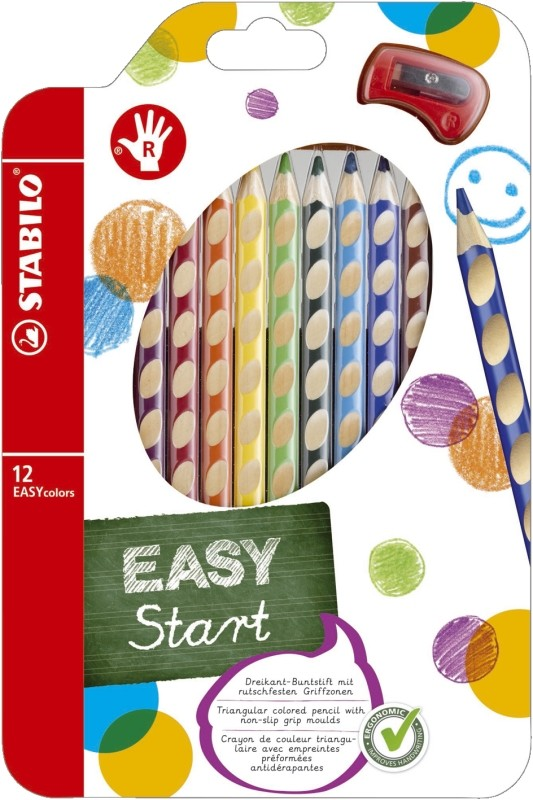 Farbstiftetui EASYcolor  sortiert