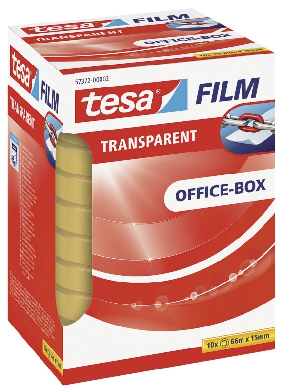 Tesa Film Klebeband transparent
