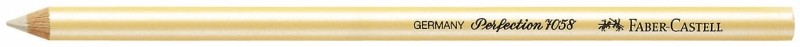 Radierstift Faber Castell 185812 Perfection hart