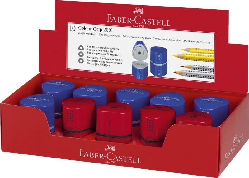 Faber-Castell 3-fach Dosenspitzer