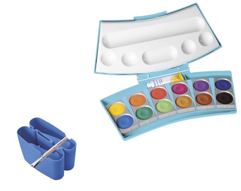Pelikan Farbkasten ProColor 12 Farben