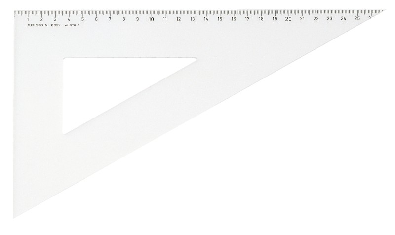 Dreieck Aristo 6023 60 Grad