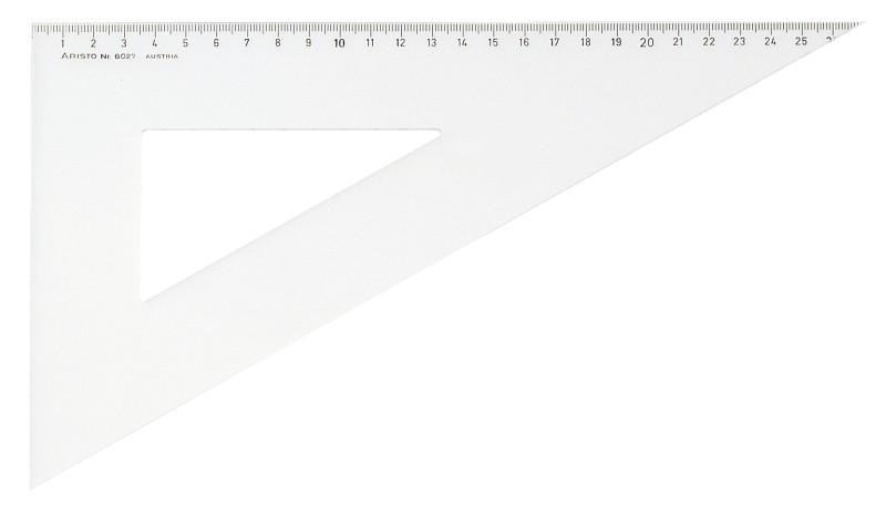 Dreieck Aristo 6027 60 Grad