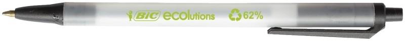 BIC Kugelschreiber ECOlutions Clic Stic M