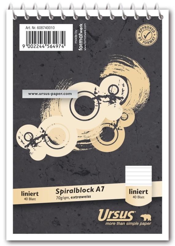 Ursus Spiralblock A7