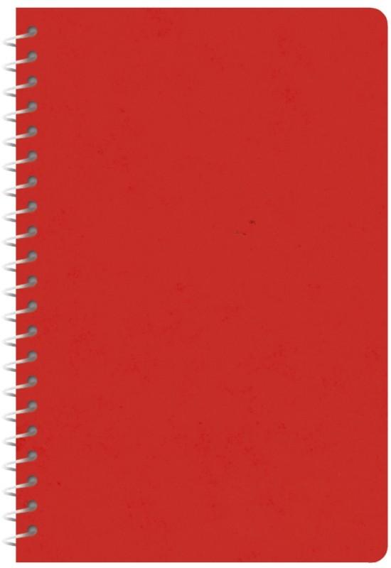 Spiralheft 7,5x11,1 Kariert 48 Blatt