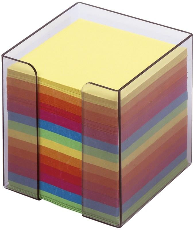 Folia Zettelbox transparent