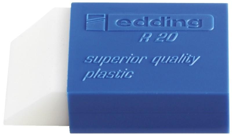 Edding Plastikradierer R20