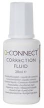 Korrekturfluid Q-Connect weiß 20ml