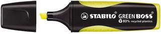Textmarker Stabilo Boss Green 2-5mm gelb
