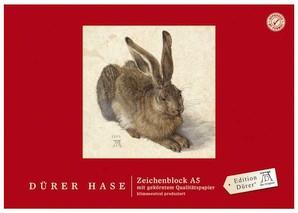 Zeichenblock Dürer Hase A5