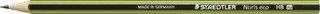 Bleistift Noris Eco mit Radiergummi