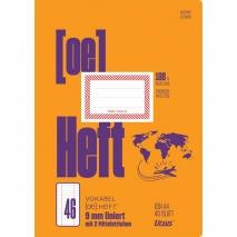 Ö-Heft Schulheft A4 40 Blatt