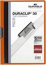 Clip-Mappe A4 Duraclip