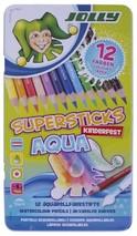 Farbstiftetui 12ST Aqua