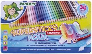 Farbstiftetui 36ST Aqua