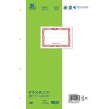 Format-X (Ursus) Ringbucheinlage A4 100 Blatt