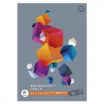 Transparentpapierblock A4 25 Blatt
