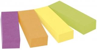 Index Marker 4-färbig 4x50Blatt
