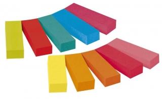 Index Marker 4-färbig 10x50Blatt