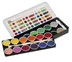 Jolly Wasserfarben Classic 24 Farben