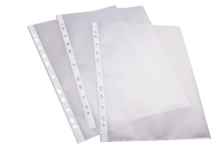 Klarsichthülle A4 transparent 100 Stück