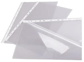 Klarsichthülle A4 glasklar transparent PP