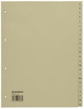 Ordnerregister A4 A-Z chamois