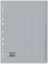 Ordnerregister PP 1-31 grau