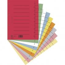 Trennblatt A4 100% Recyclingkarton