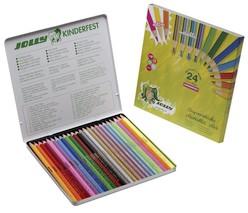Farbstiftetui 24 Stück Jolly CLASSIC