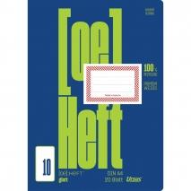 URSUS green Heft A4 20 Blatt