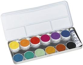 Pelikan Deckfarben 12 Farben