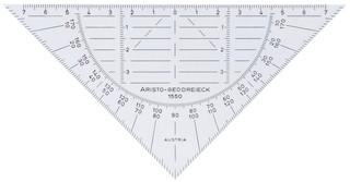 Aristo Geo-Dreieck 1550 ohne Griff