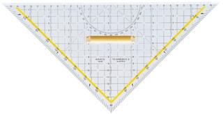 Aristo Geo-Dreieck 32,5cm mit Griff