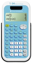 TEXAS Instruments TI-34