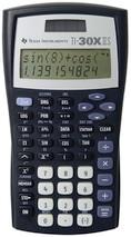 TEXAS Instruments TI-30 XII S